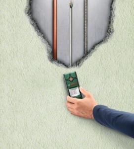 Metalldetektor für Heimwerker